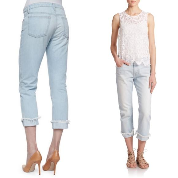 a267f1dc1e Frame Denim Jeans   Nwt Frame Le Grand Garcon Crop Boyfriend   Poshmark